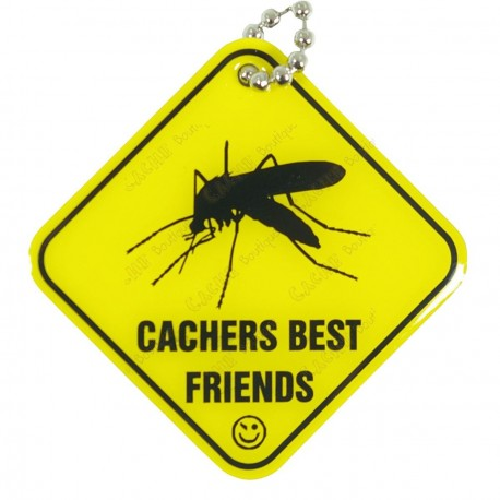 "Traveler ""Cachers Best Friend"" - Mosquito"