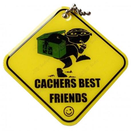 """Traveler """"Cachers Best Friend"""" - Le pilleur"""