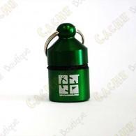 Nano Cache official con anillo - Verde