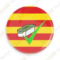 Geo Score Badge - Catalogne
