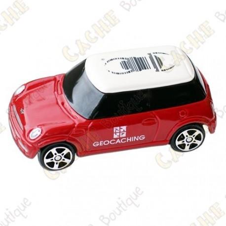 Trackable Mini Cooper - Red