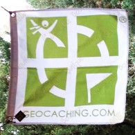 Display colors geocaching wherever you go!