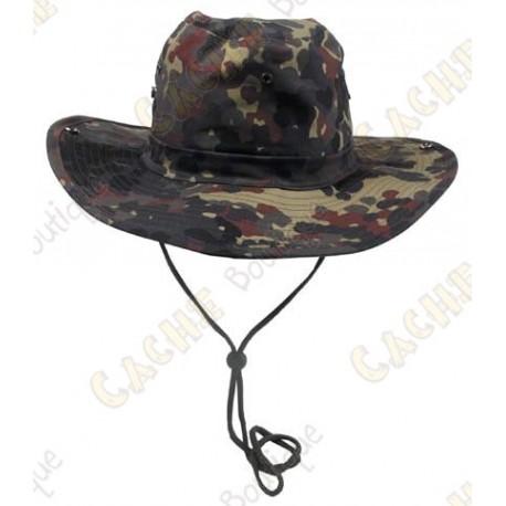 "Hat ""Bush"" - Jungle Camouflage"
