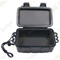 Black waterproof box - Medium