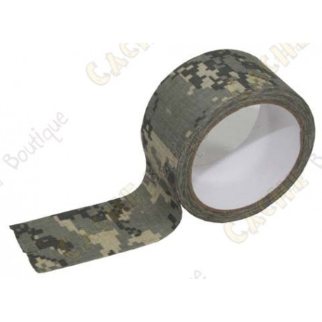 Amplia camuflaje adhesiva - Digital