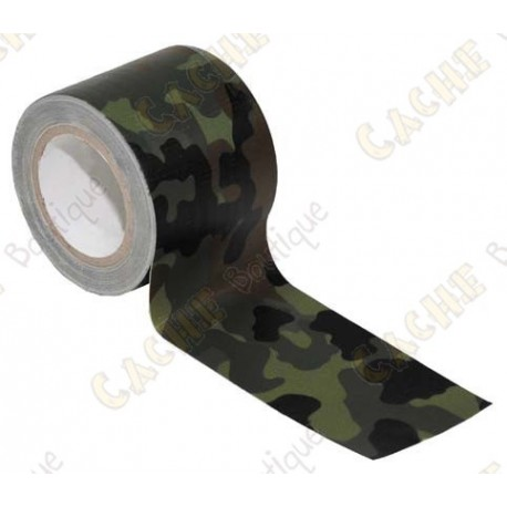 Synthetic adhesive camouflage - Jungle