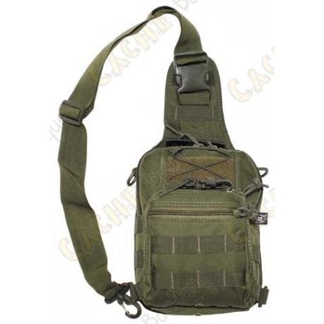 """Shoulder Bag """"Molle"""" - Green"""