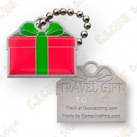 Gift Traveler - Red and green