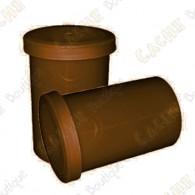 """Estas caixas de """"film canister"""" serão boas micro caches."""