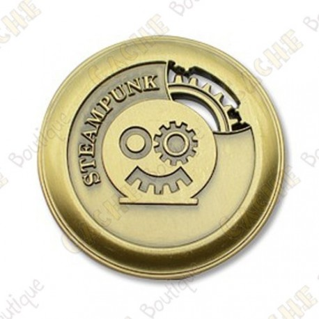 "Geocoin ""Blackbeard Pirate"""
