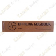 "Pequeño logbook ""Official Logbook"" PET - Rite in the Rain"