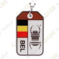 "Travel Bug ""Origins"" - Belgique"