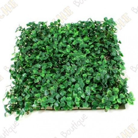 Artificial foliage carpet