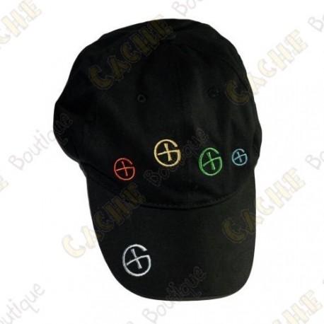 """Gorra """"Color Logo"""" - Negro"""