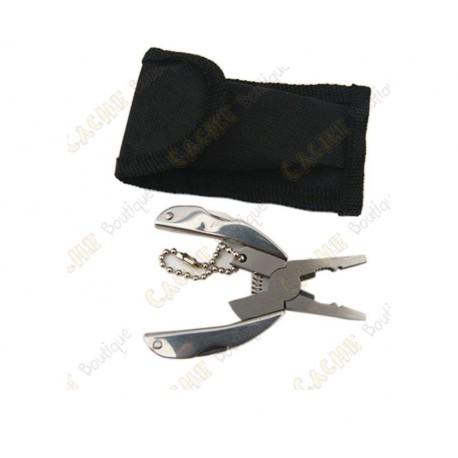 Porta-chaves / Alicates multi-ferramentas