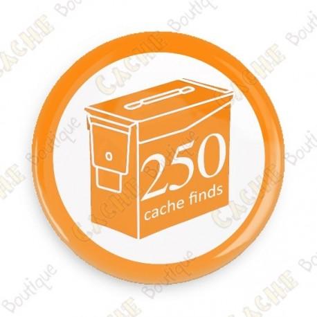 Geo Score Button - 250 finds