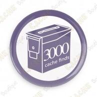 Geo Score Chappa - 3000 finds