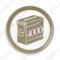 Geo Score Chappa - 4000 finds