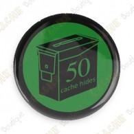 Geo Score Button - 50 Hides