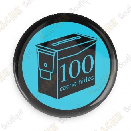Geo Score Button - 100 Hides