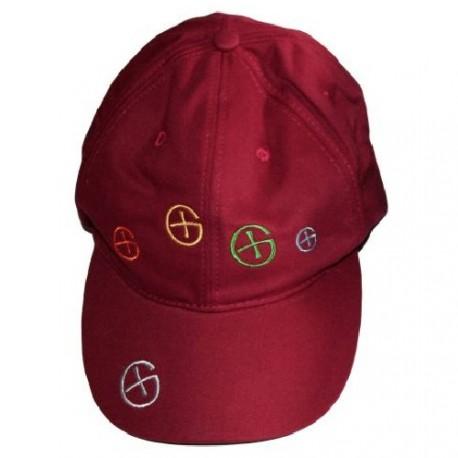 """Cap """"Color Logo"""" - Red"""