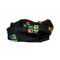 Geocaching logo bandana - Colors
