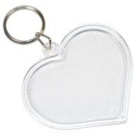 Keychain to customize - Heart