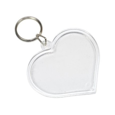 Keychain to customize - Heart