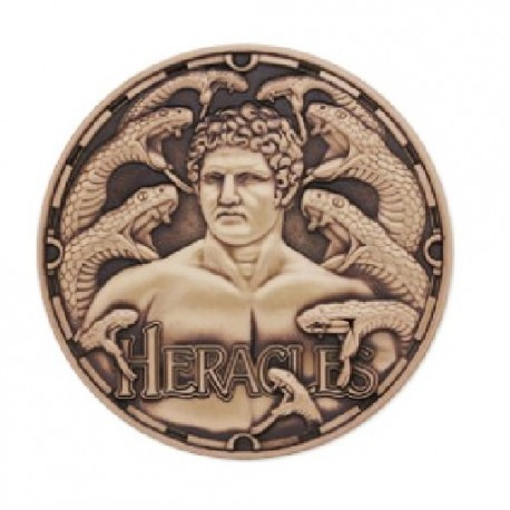 "Geocoin ""Greek Gods"" 8 - Heracles"