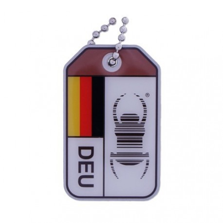 """Travel Bug """"Origins"""" - Alemanha"""