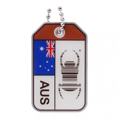 """Travel Bug """"Origins"""" - Austrália"""