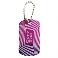 Copy Tag - Double tag - Púrpura
