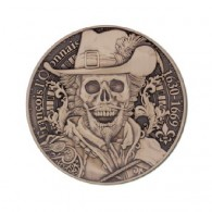 "Geocoin ""Talk Like a Pirate "" - Limited Edition"