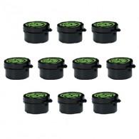 "Micro container ""Pastille"" con imán x 10 - 2,5 cm"
