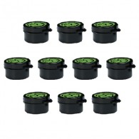 "Micro container ""Pastille"" magnétique x 10 - 2,5 cm"
