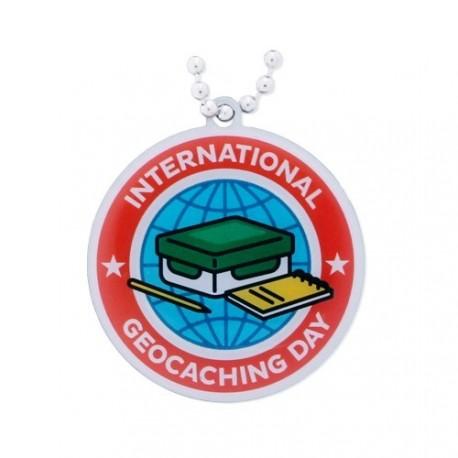 "Travel tag ""International Geocaching Day"" 2016"