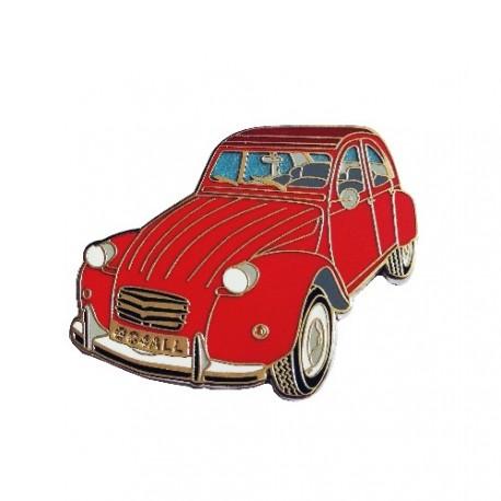 """Géocoin """"2CV"""" - Poivre Rouge Edition (XLE 50)"""