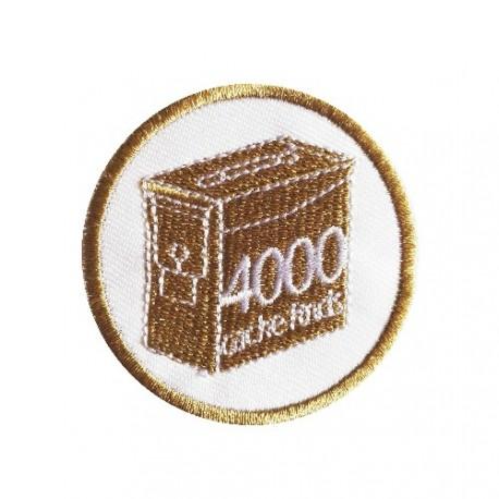 Geo Score Patch - 4000 Finds