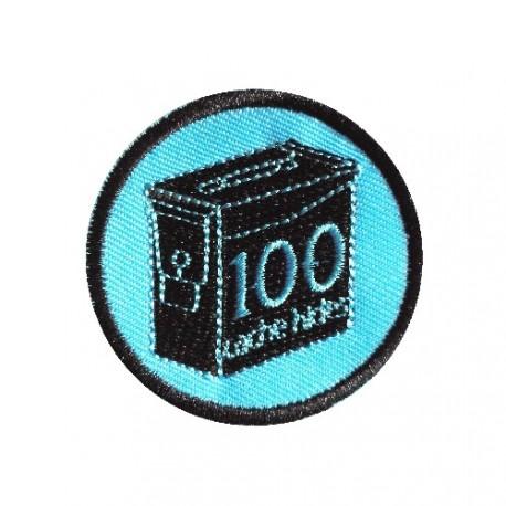 Geo Score Parche - 100 Hides