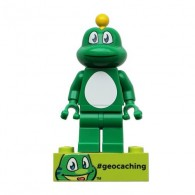 Trackable LEGO™ figure - Signal the Frog®
