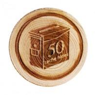 Geo Score Woody - 50 Hides