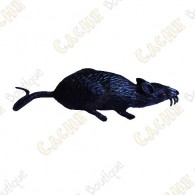 """Cache """"insect"""" - black mouse"""