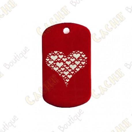 """Traveler """"Full of Love"""" - Red"""