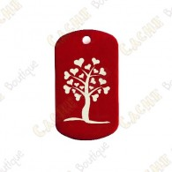 "Traveler ""Heart Tree"" - Red"