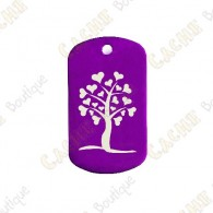 "Traveler ""Heart Tree"" - Purple"