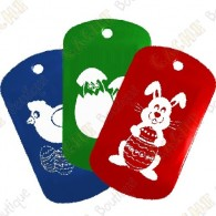 "Travelers ""Easter"" - Pack of 3"