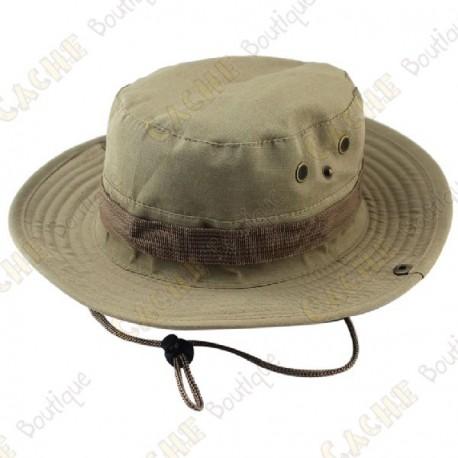 """Chapéu """"Cowboy"""" Camuglagem"""