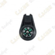 Mini compass - Black