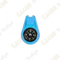 Mini compass - Blue
