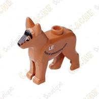 Trackable LEGO™ dog